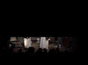спектакль «Мрамор. Представление»