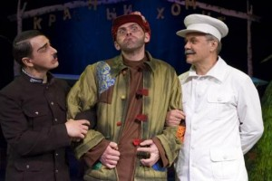 Спектакль «Самолёт Вани Чонкина»