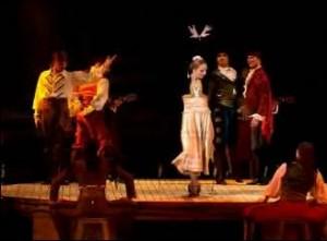 """Балет """"Балеро"""" театра «Кремлевский балет»"""