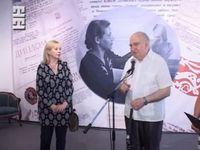 Выставка работ Асты Бржезицкой