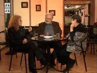 Рустам Ибрагимбеков, Наталья Старосельская и Светлана Врагова
